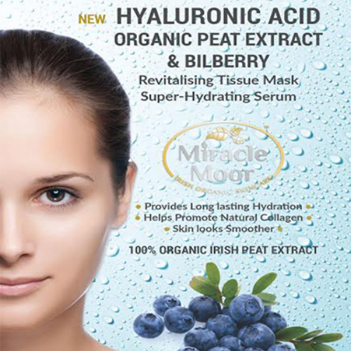 Miracle Moor Hyaluronic Acid Face Mask